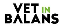 Logo Vet in Balans